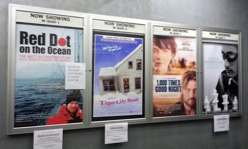 QUAD Cinema NYC Movie Reviews