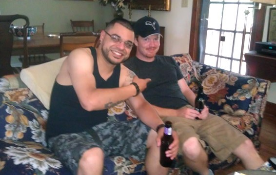 JR Garcia and Matt